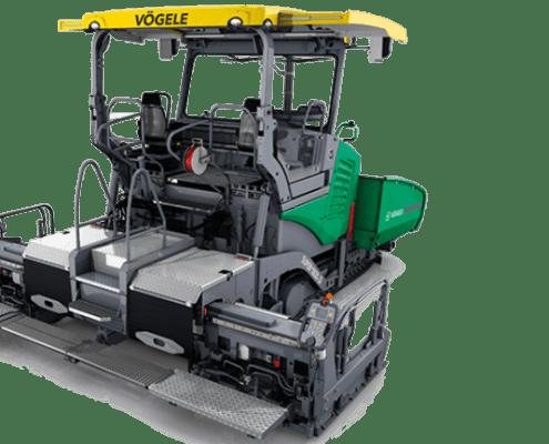 Asphalt- Fertiger S1800-3i Vögele